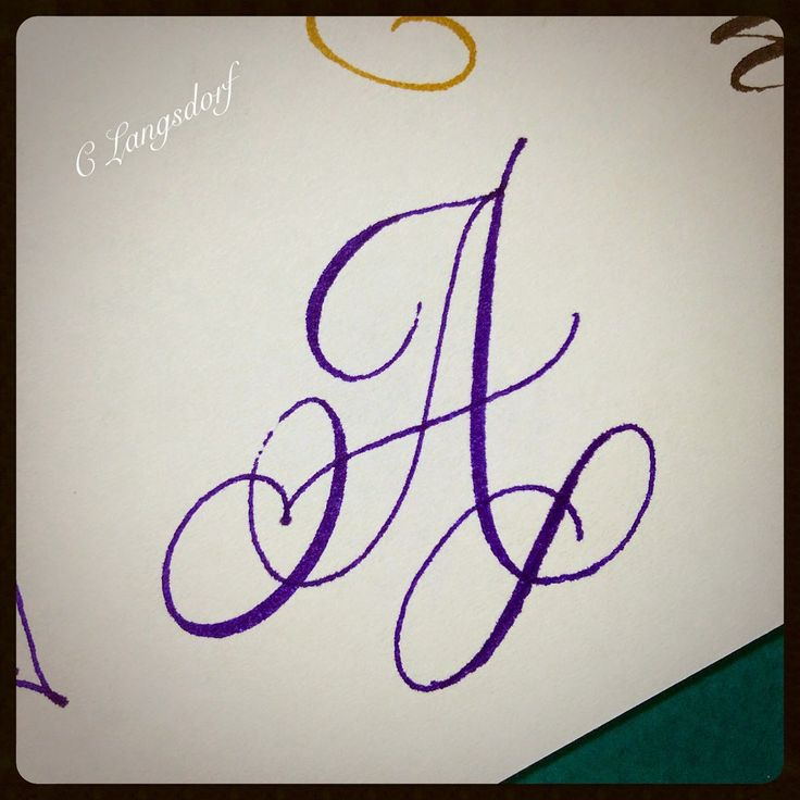 148 Best Flourish Images On Pinterest Penmanship