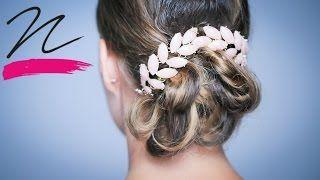 Romantikus, könnyű feltűzés, VIDEÓ Takács Nóra - YouTube