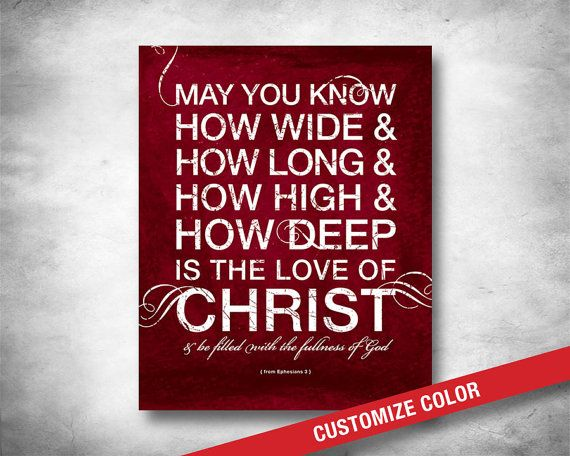 Scripture Wall Art Subway Art Inspirational By WordsToMoveYou, $20.00 Part 54