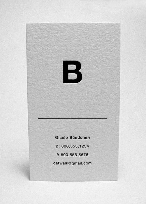 Surprisingly similar to what I had been designing for myself #businesscard