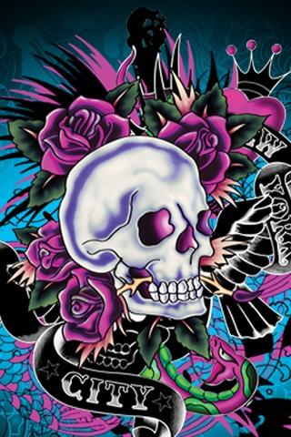 Ed Hardy Skull Roses Ed Hardy Snake Ed Hardy Joker