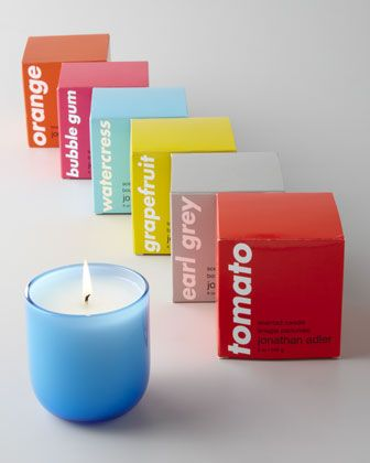 Pop Scented Candles by Jonathan Adler at Neiman Marcus.
