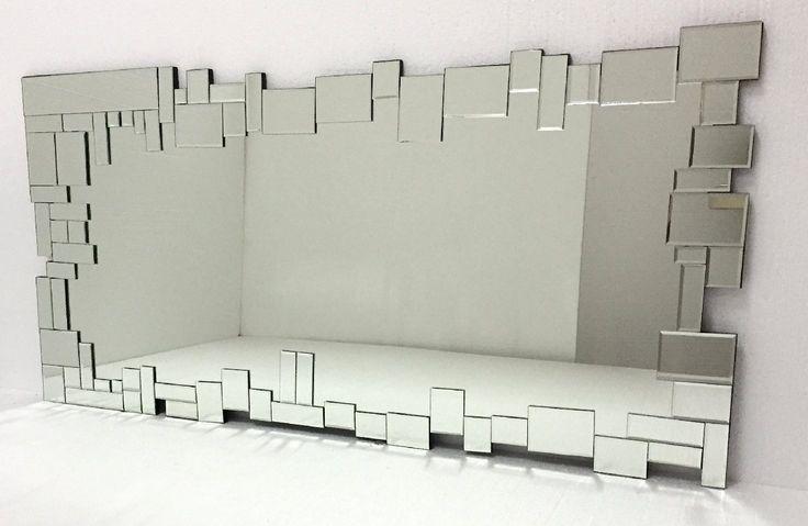 #Espejo Moderno BE-023 de 140X70cm