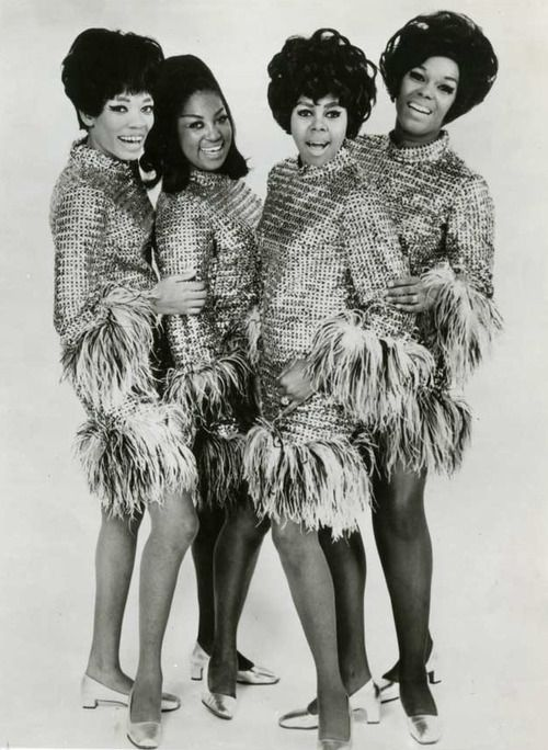 The Shirelles (a.k.a. The Poquellos &/or Shirley & the Shirelles) ~ Mama Said saw them at Caesars Windsor ...