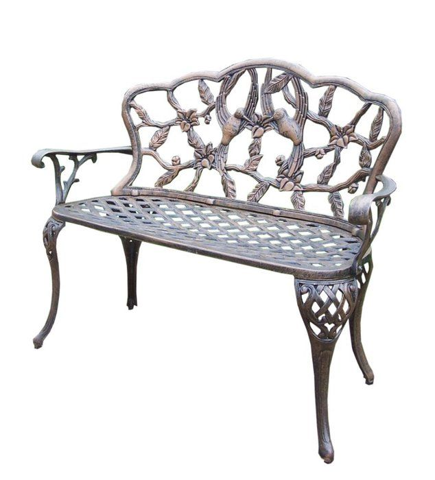7 best cast aluminum lawn furniture images on pinterest for Best rated patio furniture