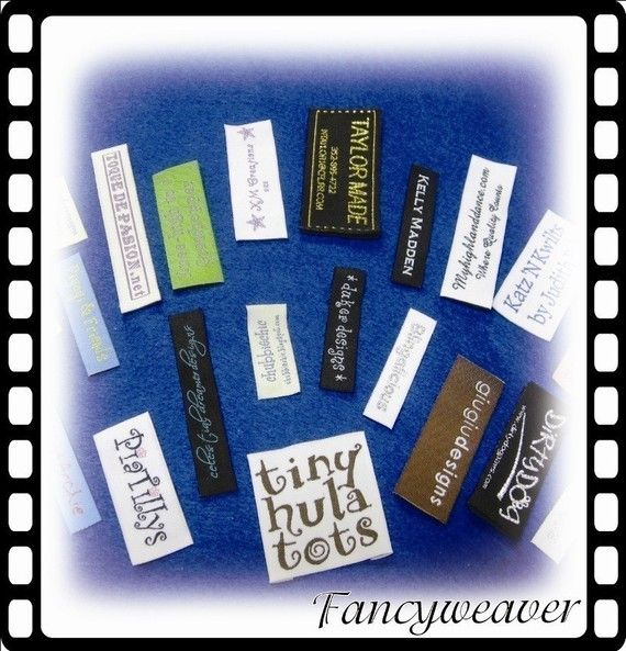 200pcs Custom Boutique Woven Clothing Labels by FancyweaverEtsy, $75.00: Custom Boutiques, Wonder Labels, Sewing Labels, Woven Clothing, Woven Labels, Boutiques Woven, Labels 45, Boutiques Clothing, Clothing Labels