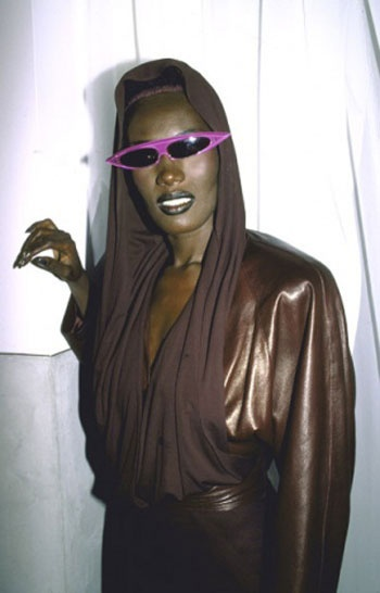 #Gracejones  #sunglasses #alainmikli - www.vingerhoets-optics.be