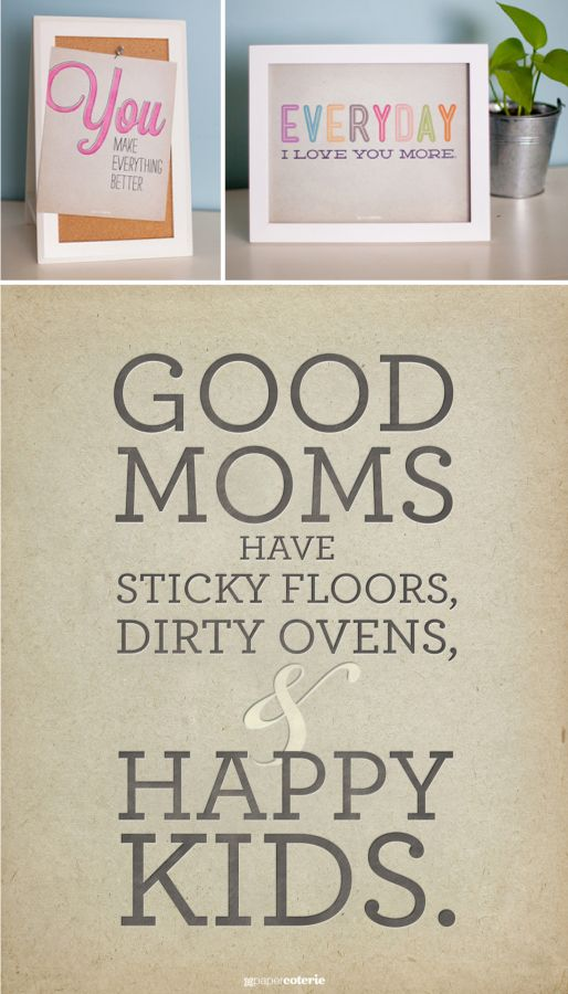 Free Mother's Day Printable  - Cute gift idea!