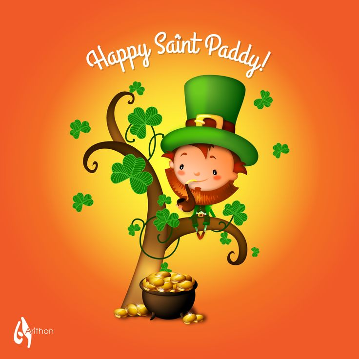Happy St Patricks Day.
