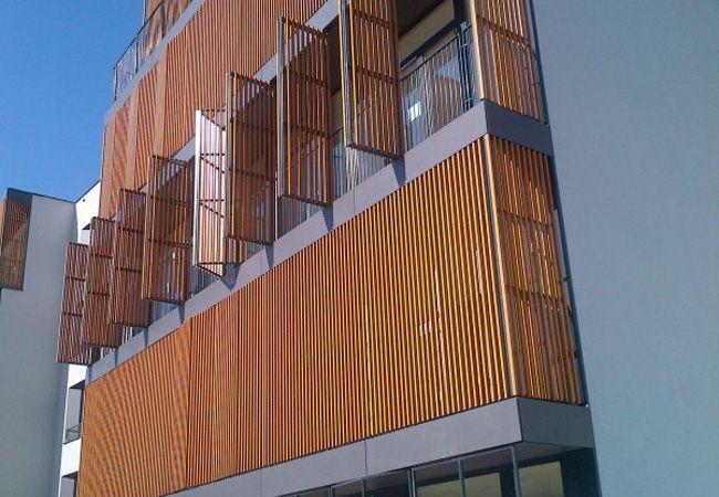EsStyle Budownictwo - Elewacje drewniane