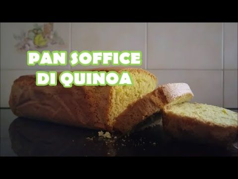 Pan soffice di quinoa (in 2 minuti) - YouTube