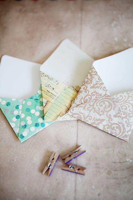ArtStore / Obálky na drobnosti alebo odkaz k darčeku