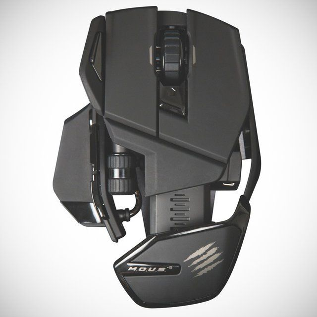 R.A.T.M Wireless Mouse by Mad Catz. Want it? Own it? Add it to your profile on unioncy.com #tech #gadgets #electronics #gear #gaming #pc