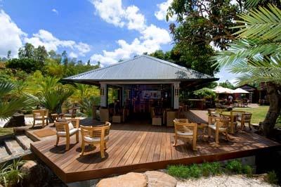 Restaurant Lakaz Chamarel, Mauritius