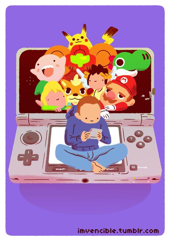 Nintendo...best handhelds ever.