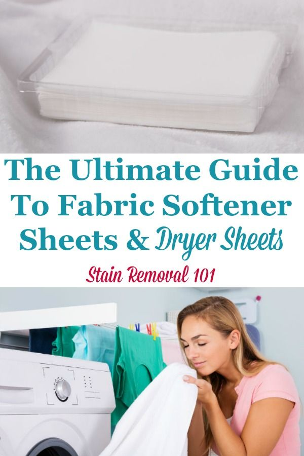 Ultimate Guide To Dryer Sheets And Fabric Softener Sheets Reviews