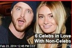 Latest News:  6 Celebs in Love With Non-Celebs.  If you've ever harbored a dream of marrying Ryan Gosling despite the fact that you are not a famous person, let these 12 celebrity spouses—none of whom are celebrities themselves—rounded up by The Stir give you hope.  Get all the latest news on your favorite celebs at www.CelebrityDazzle.com!