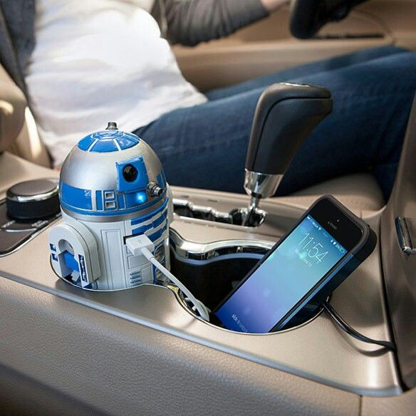 Star Wars - R2D2-USB-Car-Charger