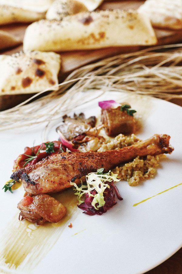 Oven-baked tandoor #rabbit #recipes