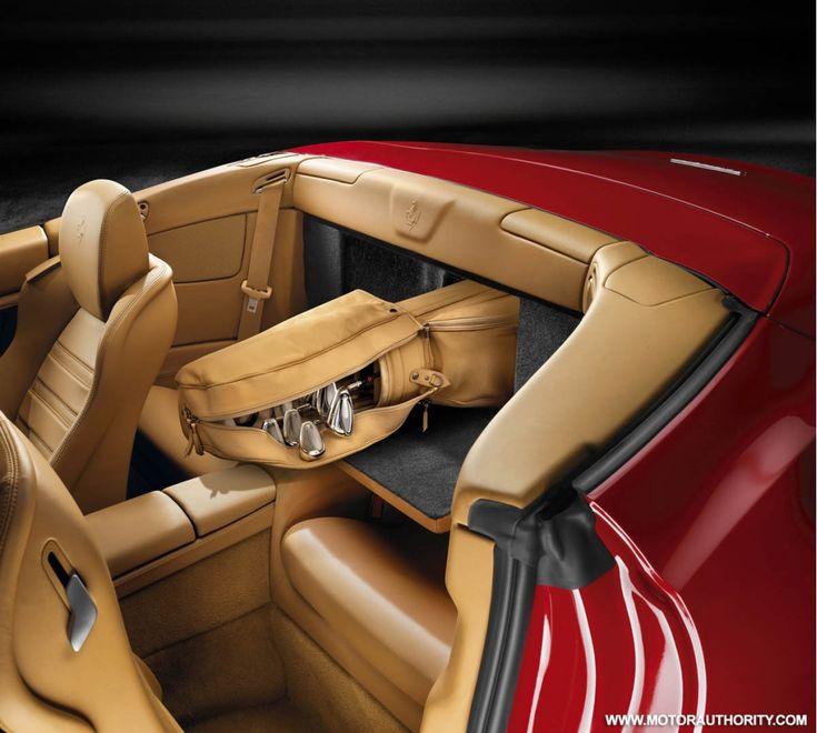 Ferrari California interior #1