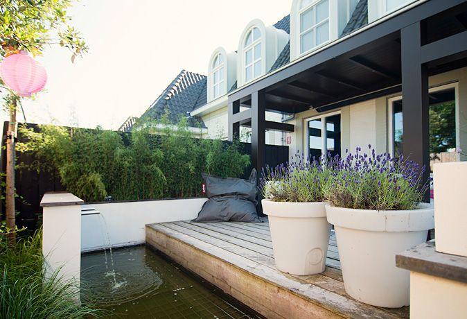 17 beste idee n over kleine achtertuin patio op pinterest klein terras ontwerp kleine - Eigentijdse landscaping ...
