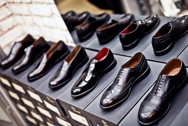 Клссическая обувь больших размеров