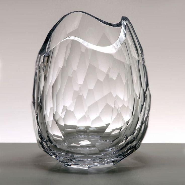 Glacier Vase by David Wiseman