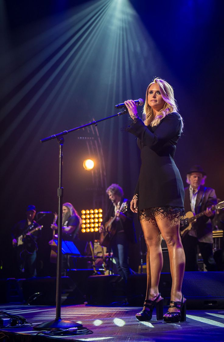 Miranda Lambert, Keith Richards and More Honor Merle Haggard