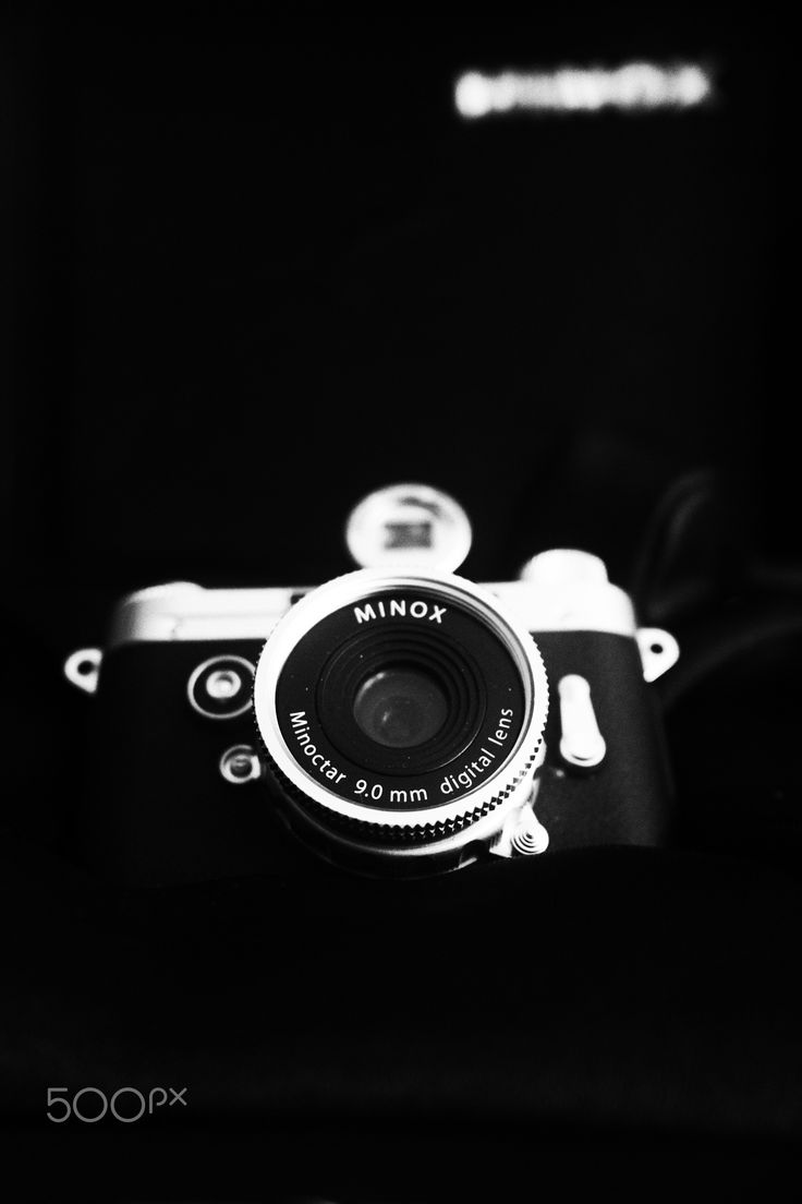 Minox - Photographed, Visual ArtWork: Adam Cs. Szegvari http://aszegvari.com http://facebook.com/szegvari.photography #minox #camera #blackandwhite #bw #photo #photography #photographer
