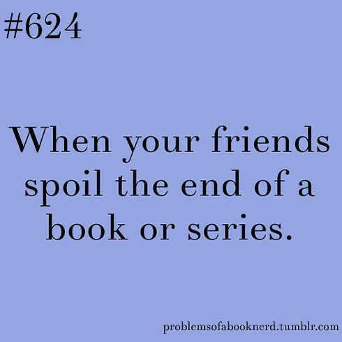19 Problems Only Book Nerds Understand