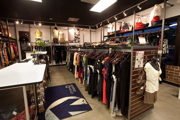 Franchise clothing stores