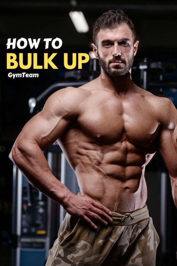 How To Bulk Up 4 Easy To Follow Tips That Will Help You Increase Your Size And Strength Bodybuilding Bulk Up Bodybuilding Program Bodybuilding Motivation