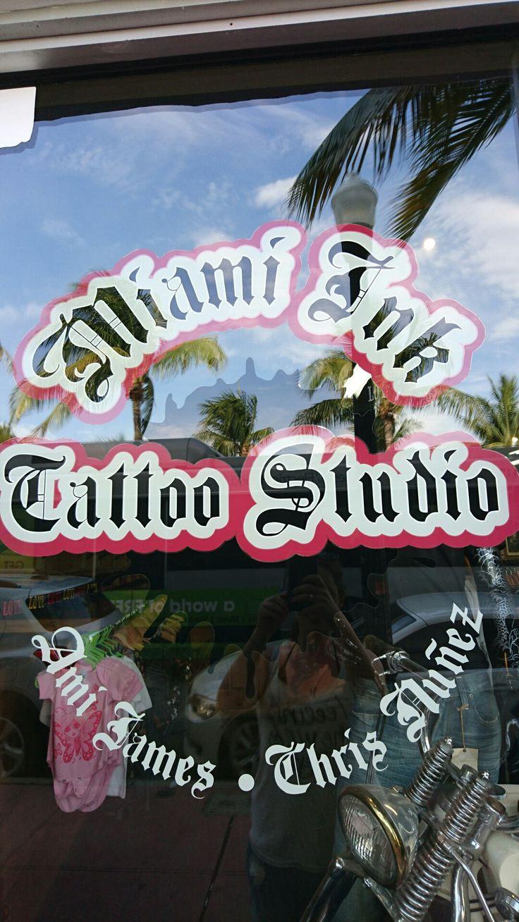Miami Ink Tattoo Studio