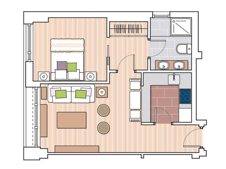C Mo Distribuir El Espacio En Casa Ejemplos De Planos Villas