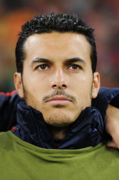 Well, hello. Pedro Rodríguez- FC Barcelona