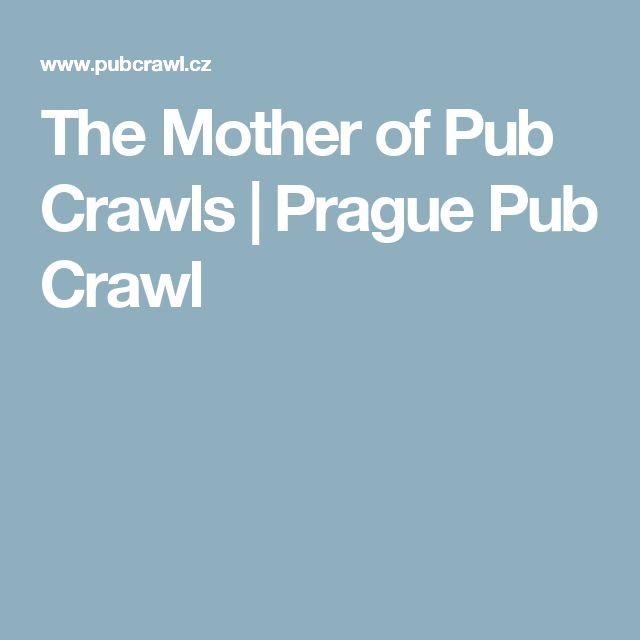 The Mother of Pub Crawls | Prague Pub Crawl