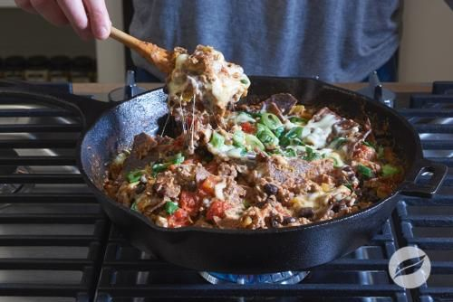 Wildtree's Chilaquiles (package directions)Recipe