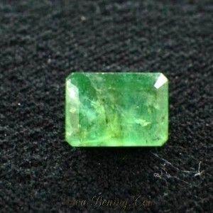 Jual Batu Zamrud Alami 1.12 carat Harga Berani Bersaing Murah