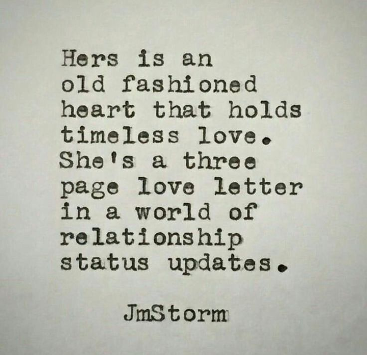 Old Fashioned Heart Timeless Love