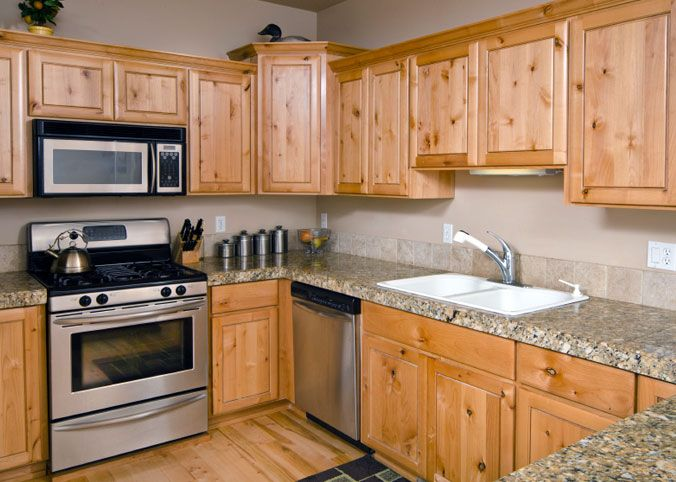 Lexar Homes Open Kitchen With Beautiful Cabinets