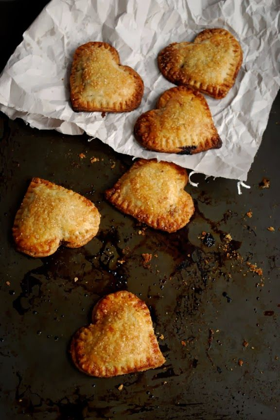 Nutella Hand Pies | Pass the Cocoa