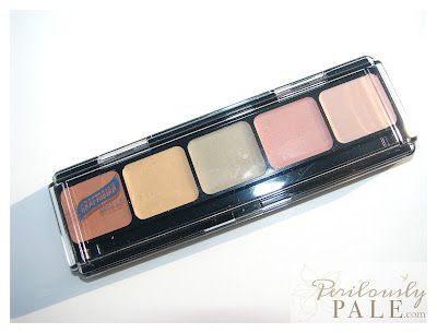 "Graftobian Hi-Def Glamour Creme Corrector Palette ~ $23.99.  Really want a corrector palette that is a good ""everyface"" tool."