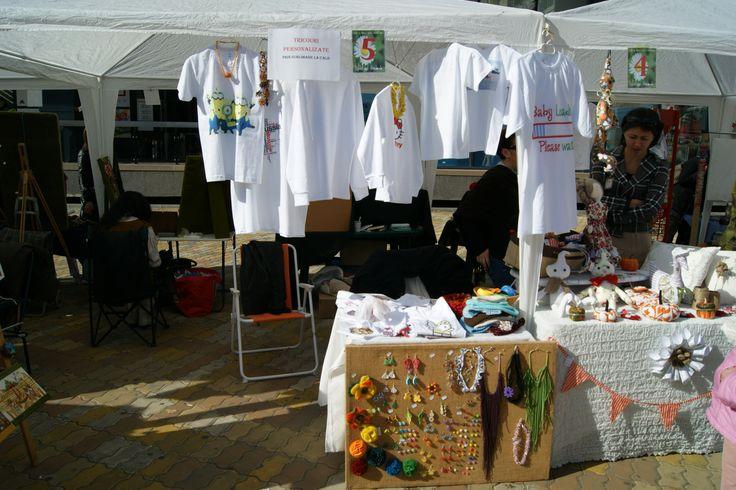 CDB'S in vizita la targul Weekend Handmade Pitesti organizat de Alin Design Events