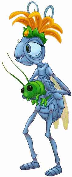 *THE QUEEN ANT ~ A Bug's Life