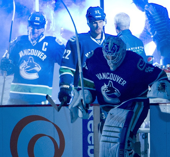 Vancouver Canucks is one of my favourite teams in the NHL and i have loved them since I was a little boy.