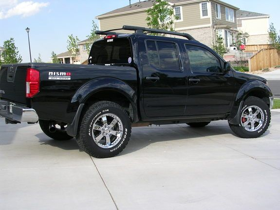 ColoSkydiver's 2005 Nissan Frontier