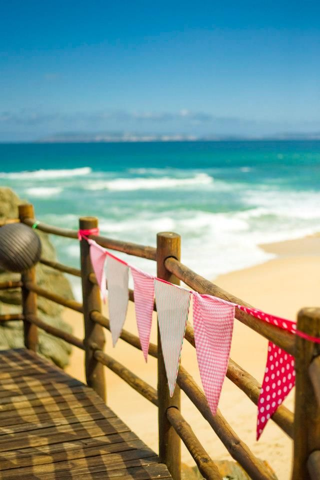 best beach wedding locations on budget%0A Bunting  banners and garlands are hot in the DIY wedding scene because  they u    re budget friendly  easy to make and make a big impact
