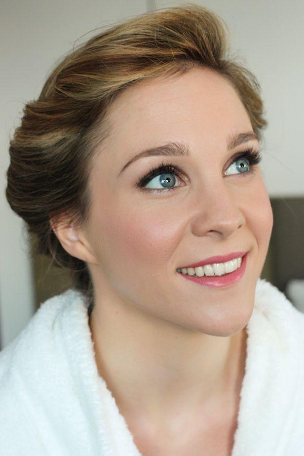 natürliches hochzeits-make-up mugeek vidalondon in 2020