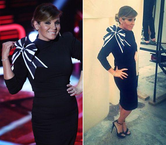Liptai Claudia kis feketében is kitűnik a tömegből! Fotókon a 6 legcsinosabb ruhája | femina.hu