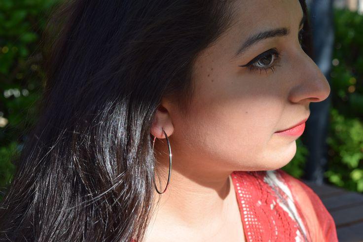 A recent blogpost I did on Diwali dressing up